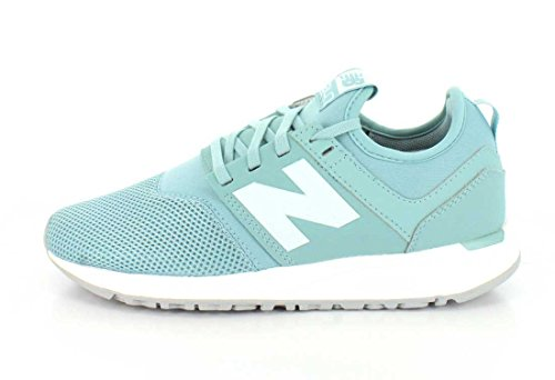 MENS SHOES NEW BALANCE 247 bleu turquoise