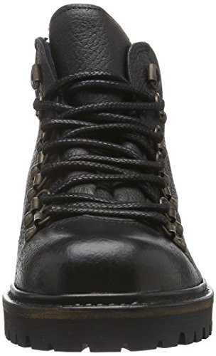 Shoe The Bear Damen Aurora Kurzschaft Stiefel Schwarz (Black)