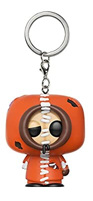 FUNKO 14204 Pocket POP! Porte-Clés South Park Zombie Kenny