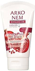 Arko 75ml Nem Pomegranate and Red Grape Face/ Hand and Body Cream