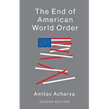 End of American World Order