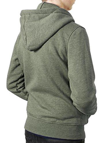 REDRUM -  Felpa  - Camicia - Uomo Military Gruen