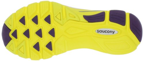Saucony Progrid Kinvara 3 Womens Purple/Yellow