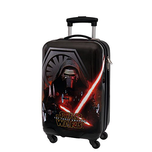 Star Wars The Force Valise Trolley Cabine, 55 cm, Noir