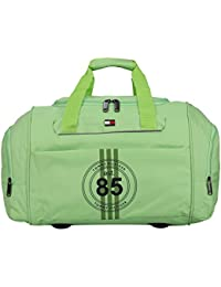 Tommy Hilfiger Athens Polyester 30 cms Green Travel Duffle (TH/ATH06150)