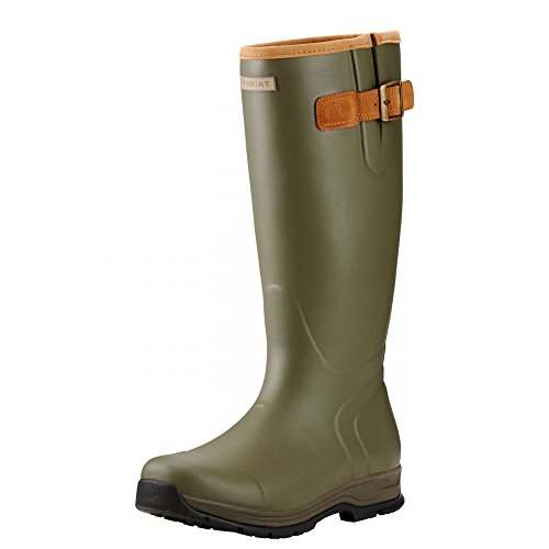 Mens Insulated Ariat Olive Burford Welly vwpwdFq