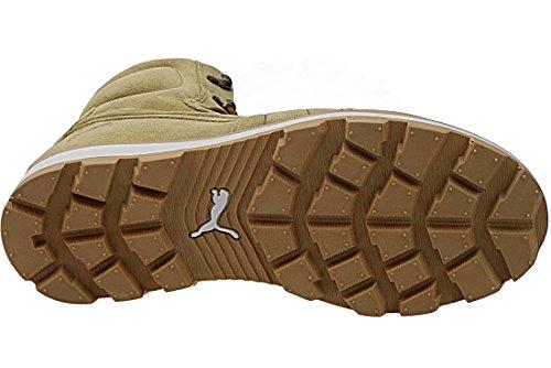 Puma chaussures en cuir homme boots bottes hiver bRIA cashew dESIERTO Beige