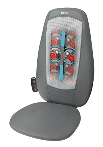 Homedics SBM-180H-EU Asiento masaje shiatsu opción