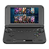 Handheld Hexa Core 5Zoll 4GB / 32GB Konsolen Game Player Gamepad ARCADE NEOGEO/CPS/FC/SFC/GB/GBC/GBA/SMC/SMD/Sega Spiele MP3 MP5 Player unterstützt Kamera Aufnahme Retro Spie