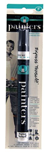 elmers-x-acto-pittori-opaco-vernice-marker-punta-fine-colore-nero