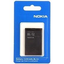 Batería Original Nokia BL-5J 1430 mAh en EU BLISTER AZUL para Nokia 5230 5800 N900 X6 X9 C3-00