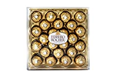 Idea Regalo - Ferrero Rocher, confezione da 24 pezzi - 300 gr