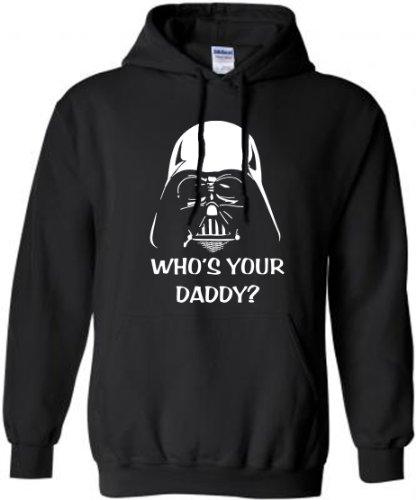 Daddy Hoodie (Who's Your Daddy? auf Hoody MEN & (für Damen))