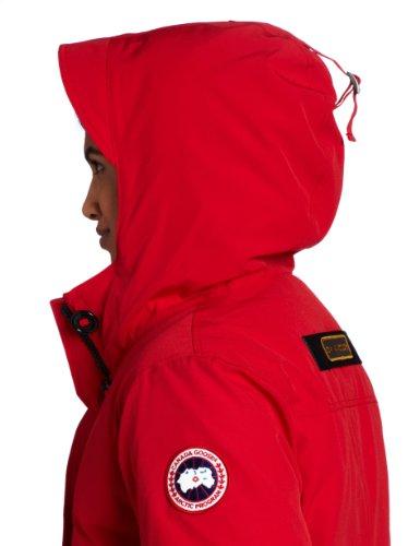 Canada Goose Damen Camrose Parka Coat, damen, rot - 4