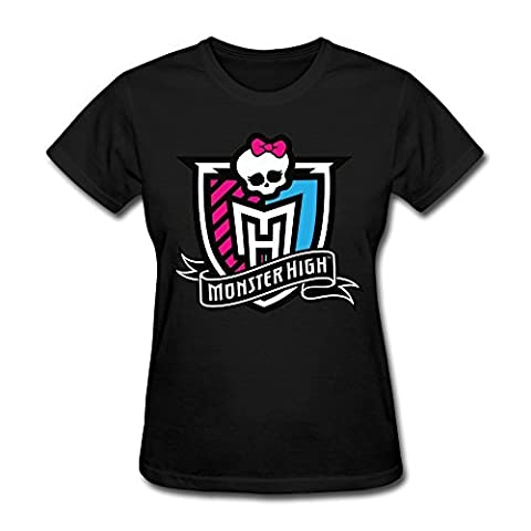 Monster High Shirts - AdamimyClay® JIAYOUCT Women's Monster High: Haunted 2015