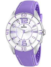 02cfecf40f28 Amazon.es  relojes festina mujer - Caucho  Relojes