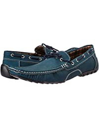 75b75de77fee2 Amazon.in: Blue - Loafers & Moccasins / Casual Shoes: Shoes & Handbags