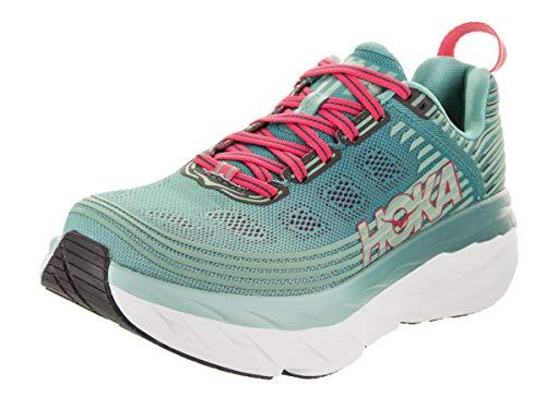 HOKA ONE One Bondi 6 Women's Sports Green - 39 1 / 3 - Running / Trail