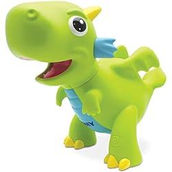 Tomy E72356 Juguete de baño Verde juguete para baño y pegatina - juegos de baño, juguetes y pegatinas (Juguete de baño, 1,5 año(s), Niño/niña, Verde, 135 g, LR44)
