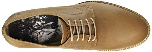 Panama Jack Caddy, Chaussures à Lacets Homme Marron - Marrone (Chestnut)