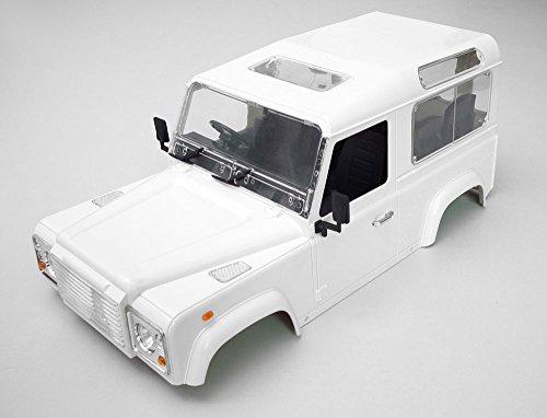 RC4WD 1/10 Land Rover Defender D90 Hard Plastic Body Kit D90 Kit