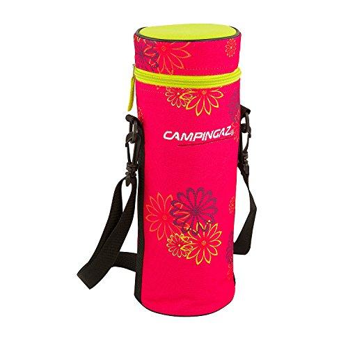 campingaz-pink-daisy-bottle-cooler-nevera-flexible-15-l
