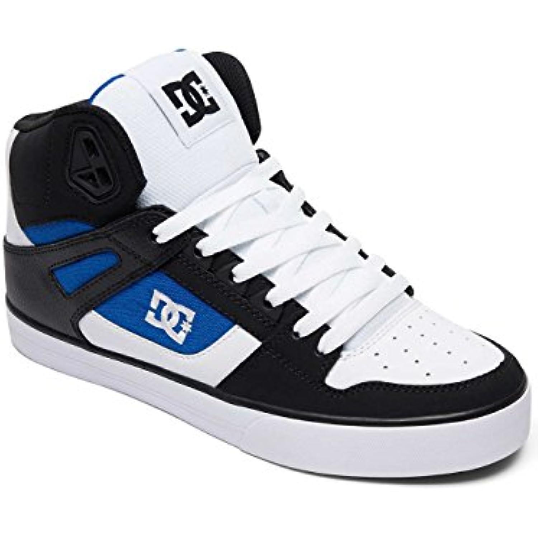 DC - BDYS400043 Sneaker Pure HT WC BDYS400043 - - White Blue Black, Taglia:47 EU  Parent c534f4