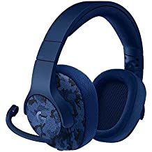 Logitech G433 Kabelgebundene Gaming Kopfhörer (7.1 Surround Sound, für PC, Xbox One, PS4, Switch, Mobiltelefon) camo