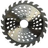 Kreissägeblatt für Handkreissägen, sehr hochwertig, 210mm x 32mm Bohrung, 30mm / 28mm / 25mm / 22mm / 20mm mit Reduzierring, für Holzarbeiten, 24Zähne