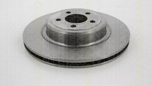 Preisvergleich Produktbild Triscan 8120 101066 Bremsscheibe