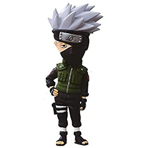 Most lottery NARUTO- Naruto - Shippuden World Collectible Figure C Awards Hatake Kakashi separately 5