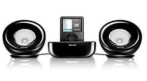 Philips SBD6000/05 - Portable Speaker System - White