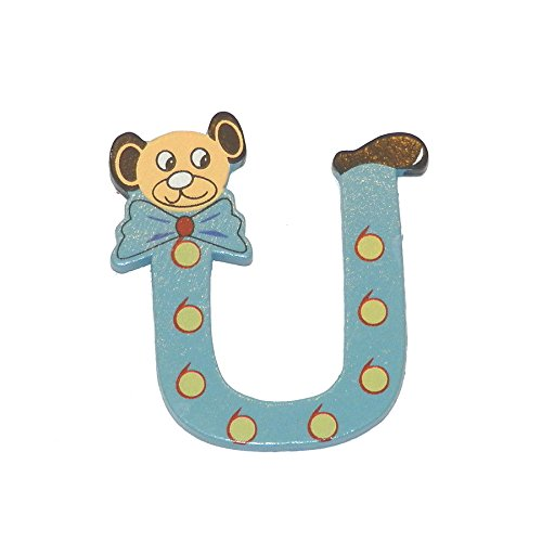 Legler 2020598 – Apprendre À Lire Et À Écrire – Lettres Tête Du De L'ours – Lettre: U