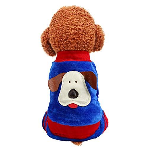 Haustier Hund Welpe Klassische Pullover Pullover Kleider warme Pullover Winter Hund Pullover Soft Bequem Sweatshirt für - Dackel Kostüm Hunter