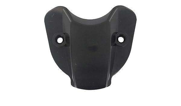 Xfight-Parts Abdeckung Lufteinlass schwarz Variomatik 2Takt 50ccm 1E40QMB REX Stratos Chicago Jonway