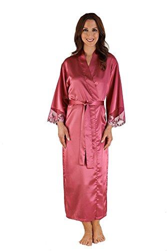 Slenderella - Robe de chambre - Femme Framboise