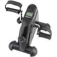 Preisvergleich für OUTAD Mini-Bike Heimtrainer Arm- und Beintrainer Pedaltrainer Minifahrrad Einstellbar 100kg Belastbar mit LCD-Monitor Fitnessgerät