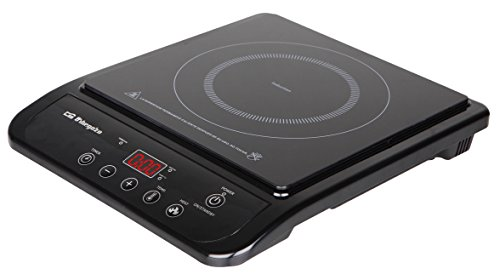 Orbegozo PI 4750 - Placa de inducción, 2000 W, 10 niveles de temperatura