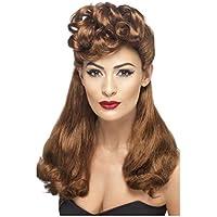 Suchergebnis Auf Amazon De Fur Rockabilly Perucken Haarteile