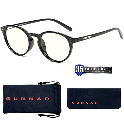 Gunnar - Attaché / Clear-Glas - Onyx