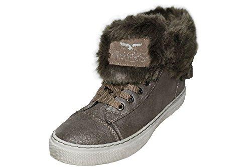 REPLAY Pard Sneaker Damen Braun
