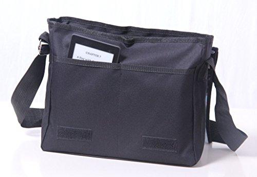 Yoyoshome anime Noragami Cosplay Satchel messenger bag zaino borsa a tracolla nero Noragami 24 Noragami 24