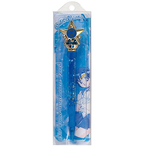 Sailor Moon Character Power Mechanical Pencil (Sailor Mercury) - Power-keychain