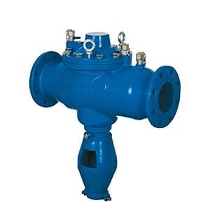Disconnecteur antipollution hydraulique BA 4760 A brides. DN : 100 Fonte