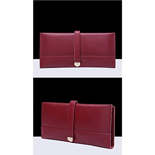 Anne, Borsa a spalla donna nero Red Wine Blue