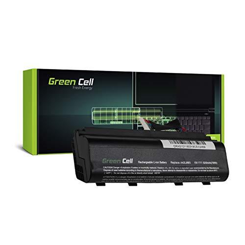 Green Cell® Standard Série A42N1403 Batterie pour ASUS ROG G751 G751J G751JL G751JM G751JT G751JY GFX71 Ordinateur PC Portable (8 Cellules 5200mAh 15V Noir)