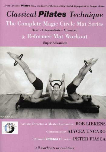 Usa Magic (Classical Pilates Technique: Magic Circle Mat [Import USA Zone 1])