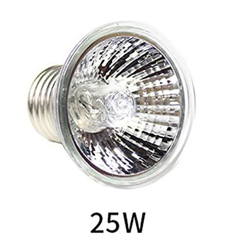 ing Spot Climb Pet Lampe Vollspektrum UVA UVB Turtle Tuff Spritzwassergeschützte Halogenlampe Tortoise Heizung Sonnenlampe ()
