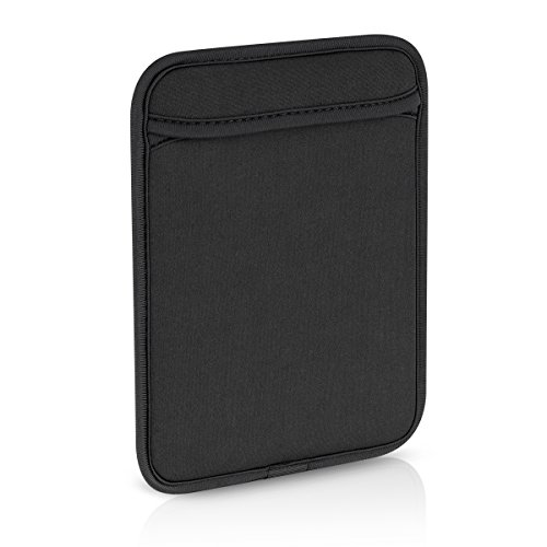 TrekStor Neoprene Tasche für eBook Reader Pyrus, Liro Ink und eBook Reader 4Ink schwarz