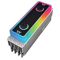 سلسلة ثيرمال تيك واتررام RGB DDR4 3600MHz 3600MHz 32GB (8GBx4)